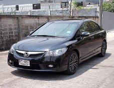 Honda Civic Fd 1.8 E ปี09 สีดำ รถสวยขับดีมีเสน่ห์ไม่แก็สเครื่องช่วงล่างแน่นเล่มพร้อมโอน