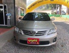 ขายด่วน! TOYOTA Corolla Altis รถเก๋ง 4 ประตู ที่ เชียงใหม่