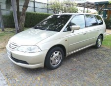 ขายรถ HONDA Odyssey VTi 2002 รถสวยราคาดี