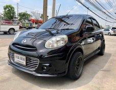 2012 Nissan MARCH VL hatchback