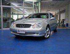 ขาย Benz  CLK240 สวยที่สุดในรุ่นแล้วครับ วิ่ง 10x,xxx กิโล เจ้าของเดียว