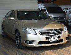 ราคา 399,000 บาท   Toyota Camry 2.0 G Sedan AT 2011  รถสวย แต่งเสร็จ พร้อมใช้