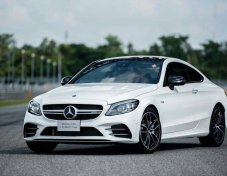 Benz C43 AMG Facelift Coupe ปี2019