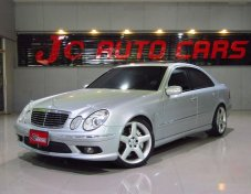 2003 MERCEDES-BENZ E55 AMG รับประกันใช้ดี