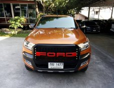 2017 Ford RANGER HI-RIDER WildTrak pickup