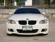 2009 BMW 320Ci convertible