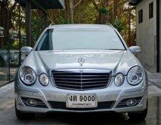 Benz E200 Kompressor Estate (full option สุดที่รุ่นนี้มี) ปี07