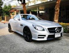 2012 Mercedes-Benz SLK200 แท้โรงงาน รถสวยมาก