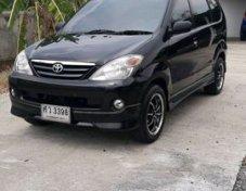 ขายรถ TOYOTA AVANZA ที่ สระบุรี
