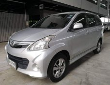 TOYOTA  AVANZA 1.5S / AT / ปี 2013