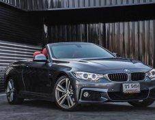 BMW 420D Carbiolet 2015 เครื่องดีเซล