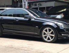 Benz C-class AMG รถนำเข้า ปี2012