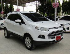 2018 FORD ECOSPORT 1.5 TREND