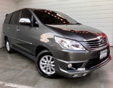 2016 Toyota Innova 2.0 (ปี 11-15) V Wagon AT
