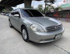 Nissan Teana 230JM ปี 2005 รถมีเล่มพร้อมโอนทันที ภาษีไม่ขาด
