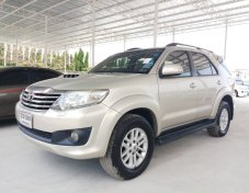TOYOTA FORTUNER 3.0 V, 4 WD  ปี 2014
