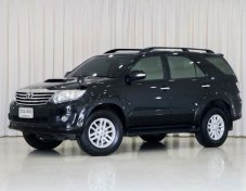 Toyota Fortuner 2.5 V NAVI ปี 2013