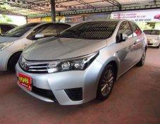 ขายรถ TOYOTA Corolla Altis G 2014 รถสวยราคาดี
