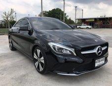 2018 Mercedes-Benz CLA200 Urban sedan