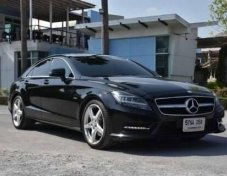 Benz CLS 250 cdi ปี 2012