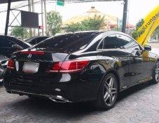 2013 Mercedes-Benz E200 AMG Coupe จด 14