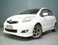 Toyota Yaris 1.5  G Hatchback AT ปี2010