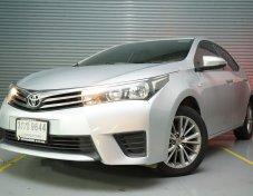 Toyota Corolla Altis  ปี 2014