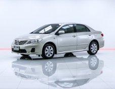 Toyota Altis 1.6G  ปี 2011