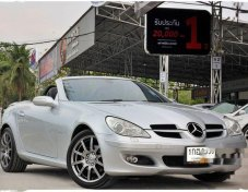 2007 MERCEDES-BENZ SLK200 Kompressor Edition 10 รถเปิดประทุน