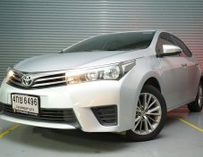 Toyota Corolla Altis 1.8 ALTIS  E Sedan AT ปี 2015