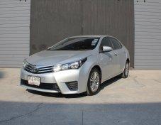 Toyota Altis ปี 2014