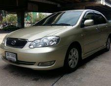 ขายรถ TOYOTA Altis 1.8G CNG AT ปี 2002