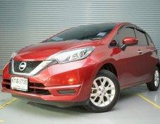 Nissan Note 1.2  V Hatchback AT ปี 2017 (รถสวย98%วิ่งน้อยมาก)