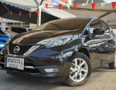 Nissan Note 1.2 VL Hatchback AT ปี 2019