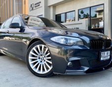 BMW 528i M-Sport Package ปี 2013