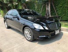 ขายรถ MERCEDES-BENZ E250 CDI AMG 2010 รถสวยราคาดี
