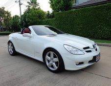 2008 Mercedes-Benz SLK200 Sport coupe
