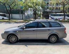 รถบ้านมือเดียว ขายถูกมาก Chevrolet Optra estate 1.6 CNG suv