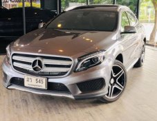 2016 Mercedes-Benz GLA250 AMG hatchback