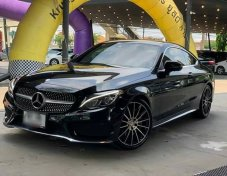 Mercedes Benz C250 Coupe AMG ปี 2017