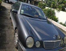 MERCEDES-BENZ E240 2001 สภาพดี