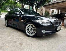 BMW 520 D (F10)  ดีเซล Turbo สีดำ ปี 2012