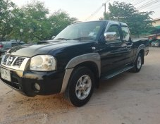 2006 Nissan Frontier King Cab 2.5 AX-L YD-Di turbo MT pickup