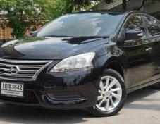 2012 Nissan Sylphy E sedan