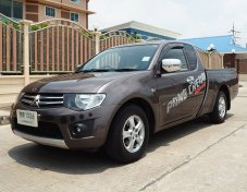 2013 Mitsubishi TRITON MEGACAB PLUS VN TURBO pickup