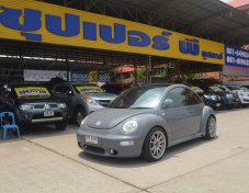 ขาย Volkswagen Beetle 1.3 ปี 2003 รถสวยสภาพใหม่มาก
