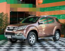 2015 Isuzu MU-X 3.0  Navi AT4W suv