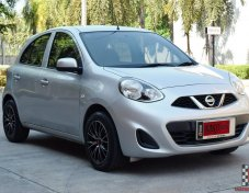 Nissan March 1.2 (ปี 2013)
