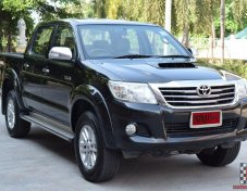 Toyota Hilux Vigo 2.5 CHAMP DOUBLE CAB (ปี2013) E Prerunner VN Turbo Pickup MT