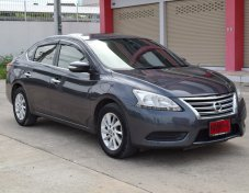 Nissan Sylphy 1.6 (ปี 2013)
